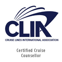 CLIA Certified Cruise Counsellor