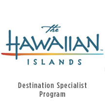 Hawaiian Islands Destination Specialist Program