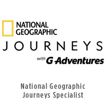 National Geographic Journeys Specialist