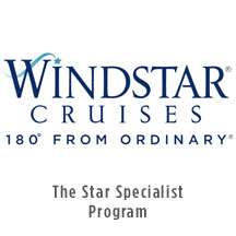 Windstar Cruises Star Specialist Program